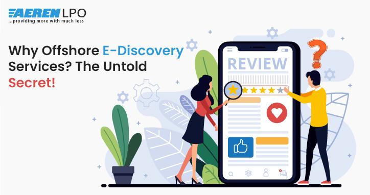 E discovery Services